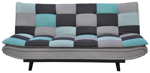 TROSJED NA RAZVLAČENJE - tamno siva/svijetlo siva, Design, metal/tekstil (194/90/100cm) - Ti`me