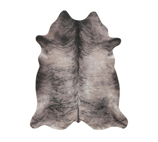 KUNSTFELL - Grau, Trend, Textil (1,25/1,55cm) - Esposa