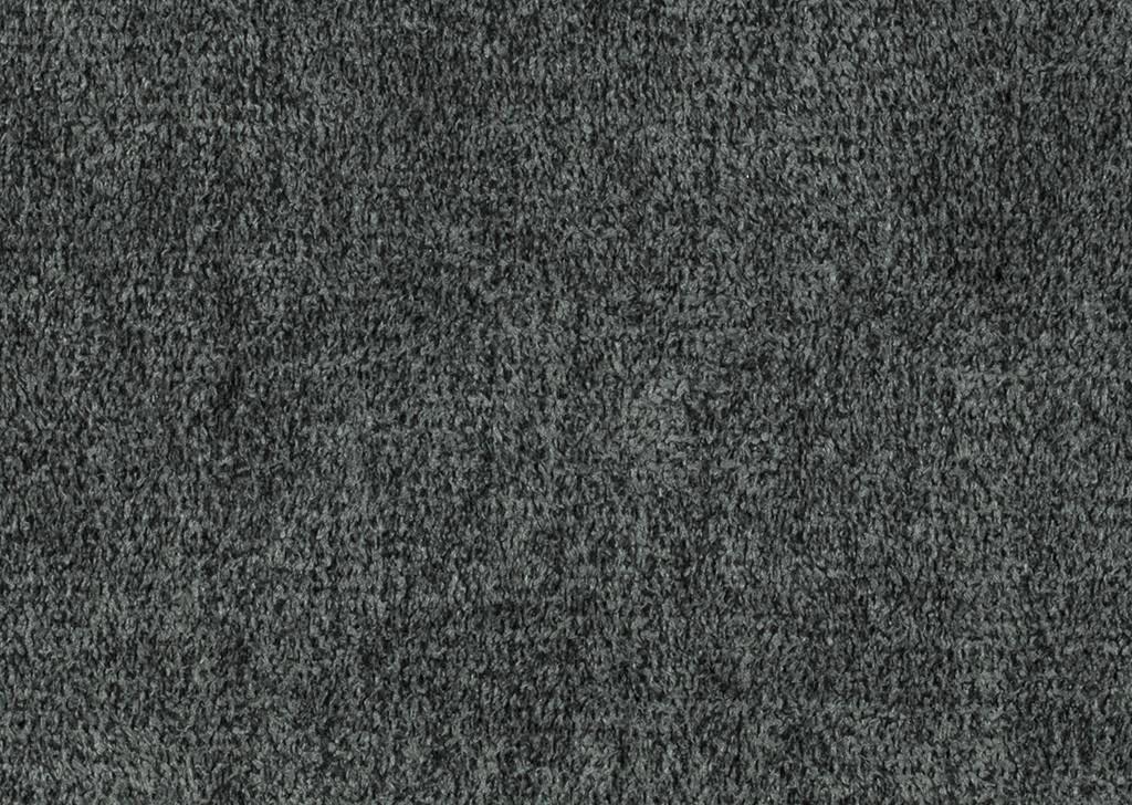 SESSEL Anthrazit - Anthrazit, Design, Holz/Textil (95/90/93cm) - HOM`IN