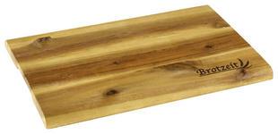VESPERBRETT Holz Akazie  - Naturfarben, LIFESTYLE, Holz (32/21/1,5cm) - Homeware