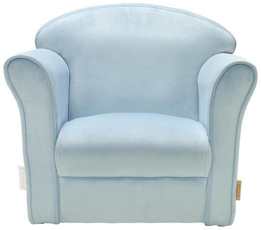 KINDERSESSEL - Blau, Trend, Textil (50 39 44cm) - Jimmylee