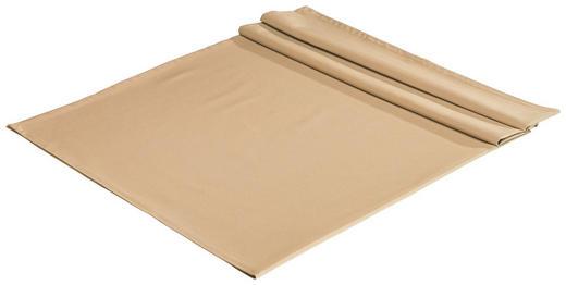 TISCHDECKE Textil Hellbraun 135/170 cm - Hellbraun, Basics, Textil (135/170cm)