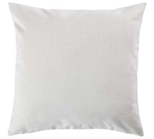 KISSENHÜLLE Weiß 50/50 cm  - Weiß, Basics, Textil (50/50cm) - Novel