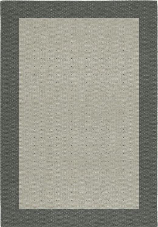 FLACHWEBETEPPICH  160/230 cm  Anthrazit, Grau - Anthrazit/Grau, Basics, Textil (160/230cm) - Boxxx