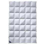 CELOLETNA PREŠITA ODEJA NENA - bela, Konvencionalno, tekstil (135-140/200cm) - Billerbeck