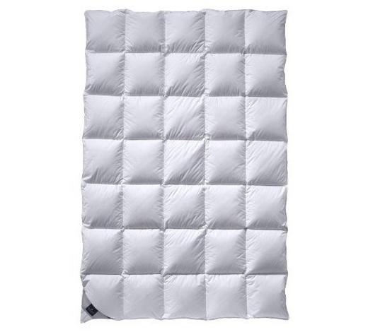 CELOLETNA PREŠITA ODEJA NENA - bela, Konvencionalno, tekstil (140/220cm) - Billerbeck