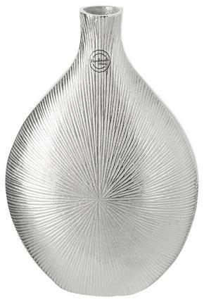 VAS - silver, Design, metall (21/9/29cm) - Ambia Home