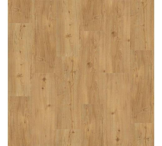 VINYLBODEN per  m² - Hellbraun/Eichefarben, MODERN, Kunststoff (120,9/22,5/0,53cm) - Parador