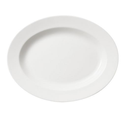 SERVIERPLATTE - Weiß, KONVENTIONELL, Keramik (34cm) - Villeroy & Boch