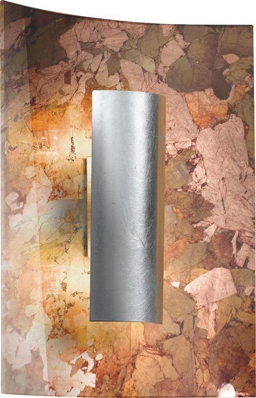 WANDLEUCHTE - LIFESTYLE, Glas/Metall (23/30/8cm)