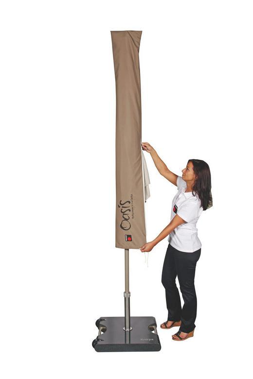 SCHIRMHÜLLE Beige - Beige, KONVENTIONELL, Textil (30/180cm) - Doppler
