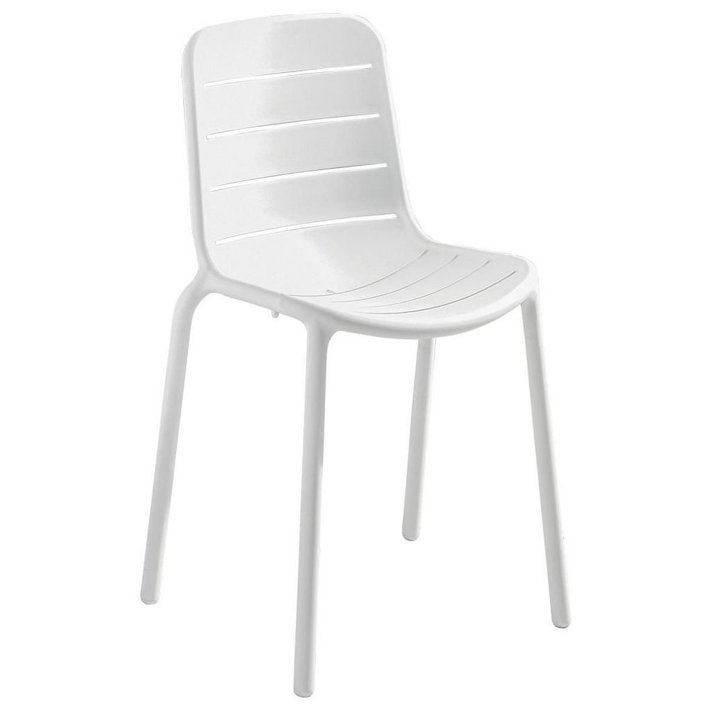 Jan Kurtz STAPELSTUHL Weiß | Küche und Esszimmer > Stühle und Hocker > Esszimmerstühle | Weiß | Kunststoff | Jan Kurtz