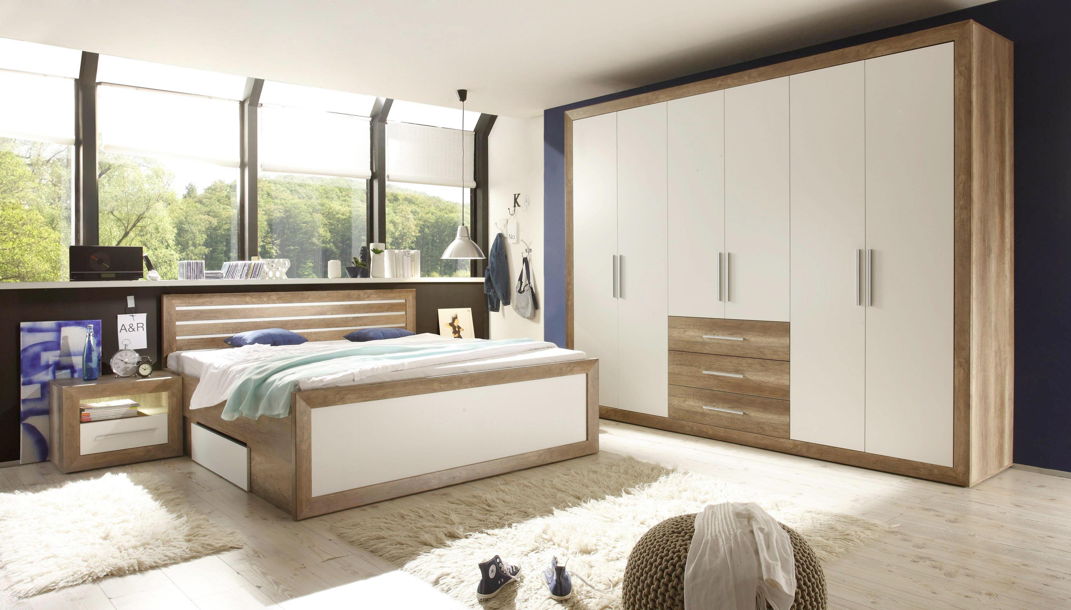 Schlafzimmer Nussbaum Schwarz   Schlafzimmer Komplett Nussbaum Schwarz Lattenroste Deutschland Ebay