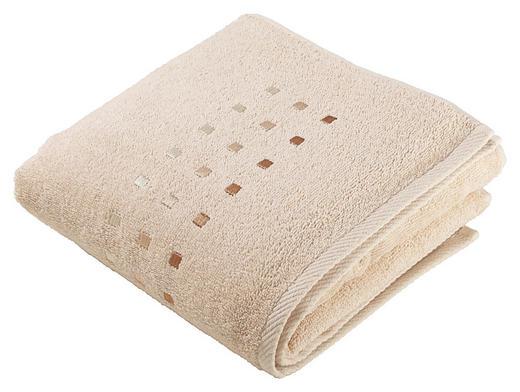 HANDTUCH 50/100 cm - Beige, KONVENTIONELL, Textil (50/100cm) - Esposa