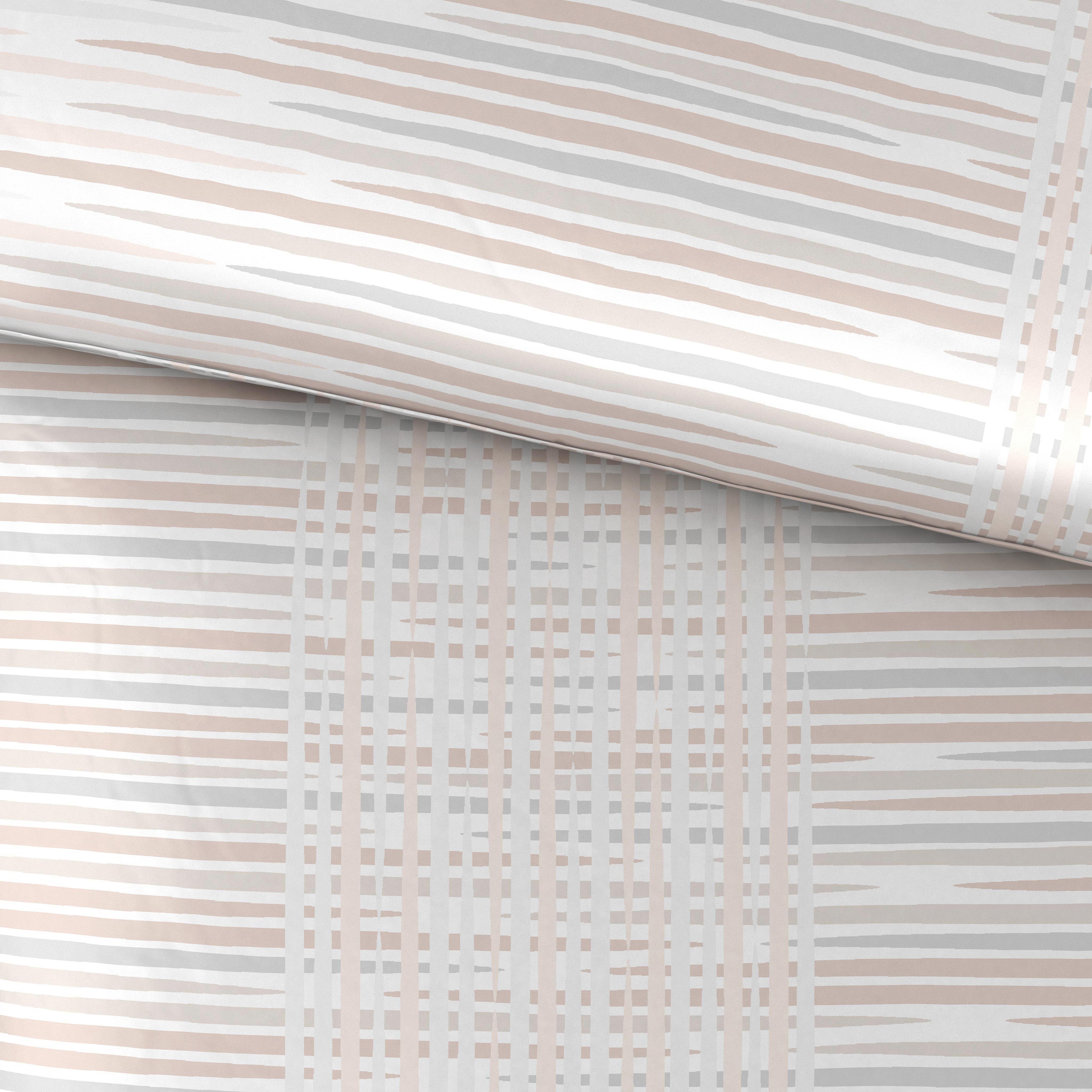 BETTWÄSCHE 140/200 cm - Beige, MODERN, Textil (140/200cm) - ESPOSA