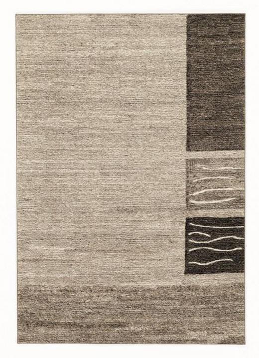 WEBTEPPICH - Naturfarben, KONVENTIONELL, Textil (140/200cm) - Novel