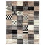 WEBTEPPICH BUTTERFLY SEMPOR  - Beige/Grau, Design, Textil (65/130cm) - Novel