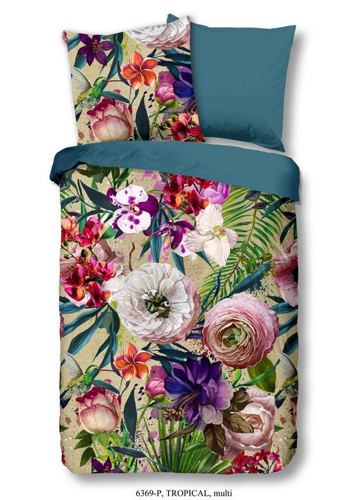 BETTWÄSCHE Renforcé Multicolor 155/220 cm - Multicolor, Trend, Textil (155/220cm)