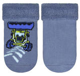 Socken 2-er Pack - Blau/Gelb, Basics, Textil (17/18null) - My Baby Lou