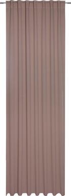 FERTIGVORHANG black-out (lichtundurchlässig) - Beige, KONVENTIONELL, Textil (140/300cm) - ESPOSA