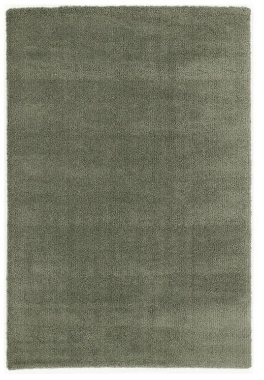 WEBTEPPICH  160/230 cm  Dunkelgrün, Grün - Dunkelgrün/Grün, Basics, Textil (160/230cm) - Novel