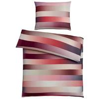 BETTWÄSCHE 140/200 cm  - Anthrazit/Rosa, Design, Textil/Weitere Naturmaterialien (140/200cm) - Joop!