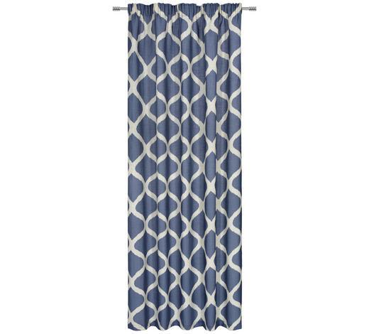 GOTOVA ZAVJESA - plava, Design, tekstil (140/245cm) - Esposa