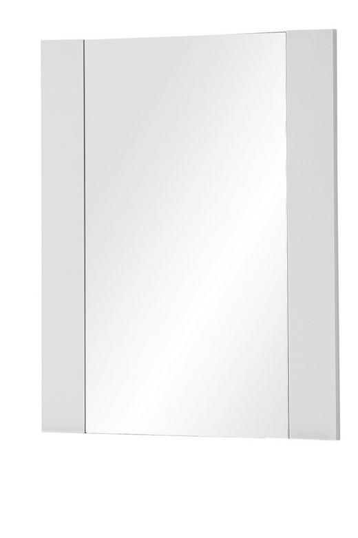 SPIEGEL - Weiß, Design, Glas/Holzwerkstoff (65/80/2cm) - Xora