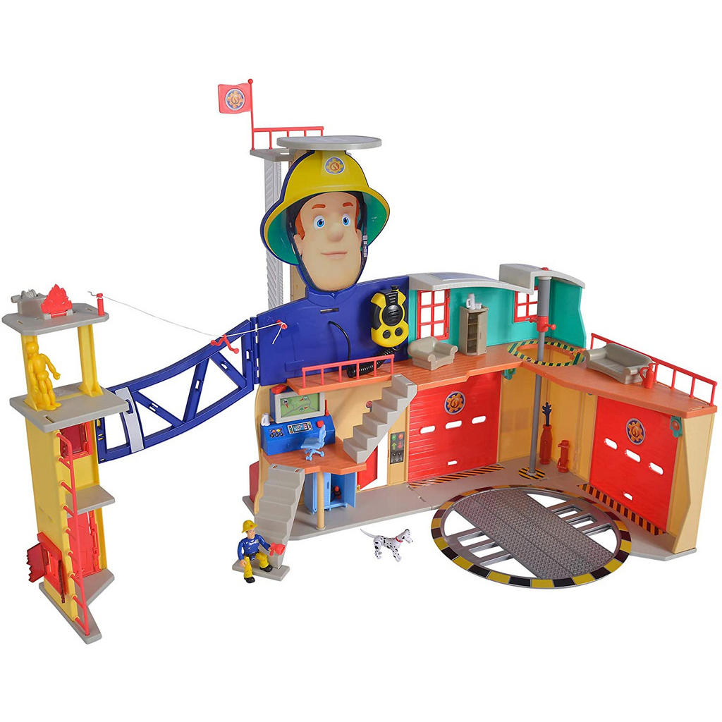 Simba Feuerwehrstation