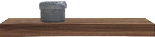 WANDBOARD in Nussbaumfarben - Nussbaumfarben, Basics, Holz (60/25cm)