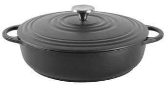 HRNEC - černá, Konvenční, kov (29/22,7cm) - Homeware Profession.