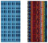 STRANDTUCH 80/180 cm - Multicolor, Trend, Textil (80/180cm) - Esposa