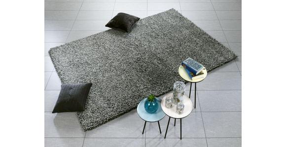 HOCHFLORTEPPICH  240/290 cm   Dunkelgrau, Grau, Hellgrau, Silberfarben - Dunkelgrau/Silberfarben, Basics, Textil (240/290cm) - Novel