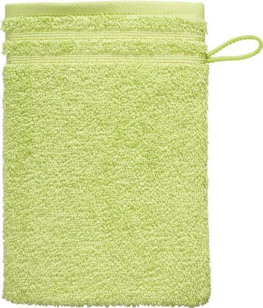 WASCHHANDSCHUH  Hellgrün - Hellgrün, Basics, Textil (22/16cm) - VOSSEN
