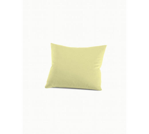 KISSENHÜLLE - Gelb, Basics, Textil (40/60cm) - Schlafgut