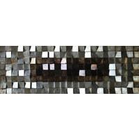 Tiere METALLBILD - Multicolor, Design, Metall (180/55cm) - Monee