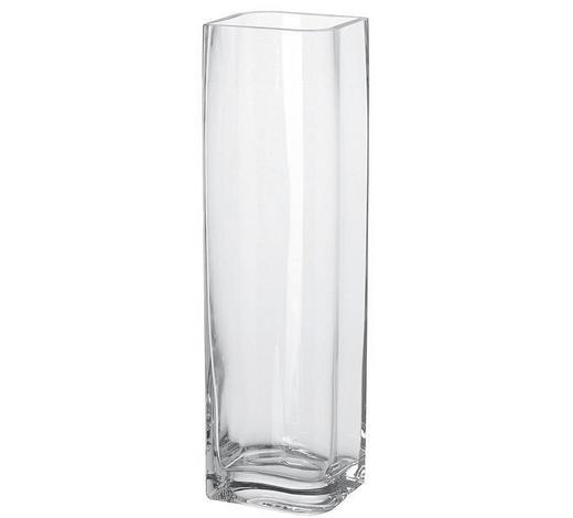 VASE 40 cm - Klar, Basics, Glas (40cm) - Leonardo