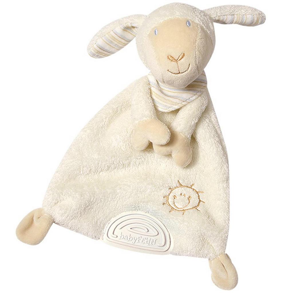 Schnuffeltuch 'Schaf' von Fehn