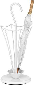 STALAK ZA KIŠOBRANE - bijela, Design, metal (30,50/74,20/30,50cm) - Boxxx