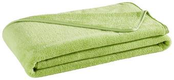 ODEJA WELLSOFT, ZELENA - svetlo zelena, Konvencionalno, tekstil (150/200cm) - S. Oliver