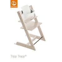 Hochstuhl Tripp Trapp - Transparent/Weiß, Lifestyle, Holz (46/79/49cm) - Stokke