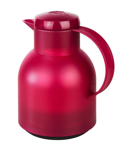 ISOLIERKANNE 1 L - Pink, Basics, Kunststoff (1l) - Emsa