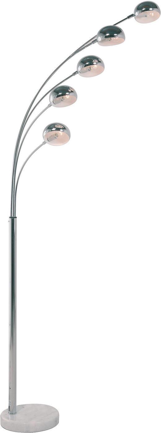 STEHLEUCHTE - Basics, Stein/Metall (100/195/115cm) - Kare-Design