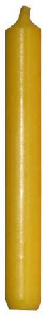 STABKERZE 18 cm - Gelb, Basics (18cm) - Steinhart