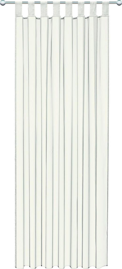 HÄLLBANDSLÄNGD - naturfärgad, Basics, textil (140/245cm) - BOXXX