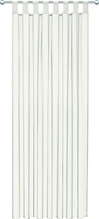 ZÁVĚS HOTOVÝ - přírodní barvy, Basics, textil (140/245cm) - Boxxx