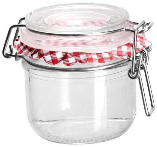 EINMACHGLAS 200 ml - Transparent, Basics, Glas (12/8,4/8,0cm)