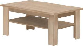 COUCHTISCH - Eichefarben, Basics, Holzwerkstoff (105/70/45cm) - Venda