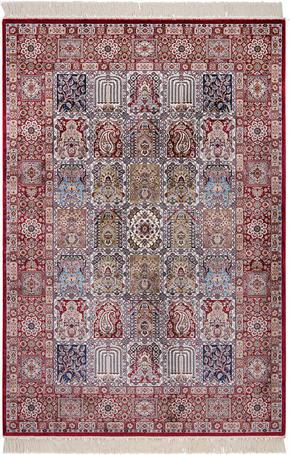 VÄVD MATTA - multicolor, Lifestyle, textil (100/150cm) - Esposa