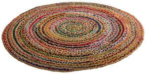 FLECKERLTEPPICH   Multicolor   - Multicolor, LIFESTYLE, Textil (120cm) - Boxxx